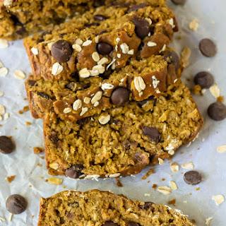 Healthy Pumpkin Oatmeal Bread Recipes