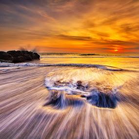 The Things We Left Behind by Satrya Prabawa - Landscapes Sunsets & Sunrises