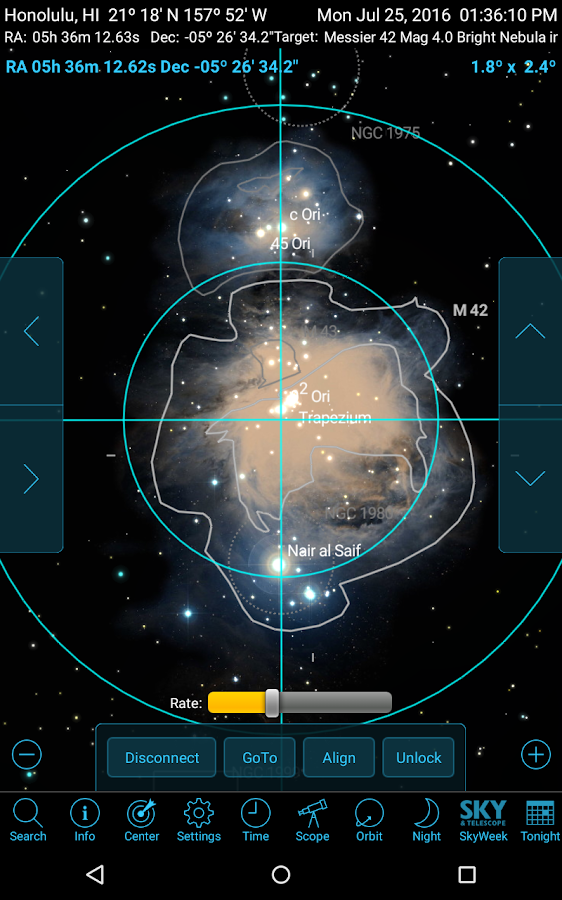 SkySafari 5 Pro Screenshot 12