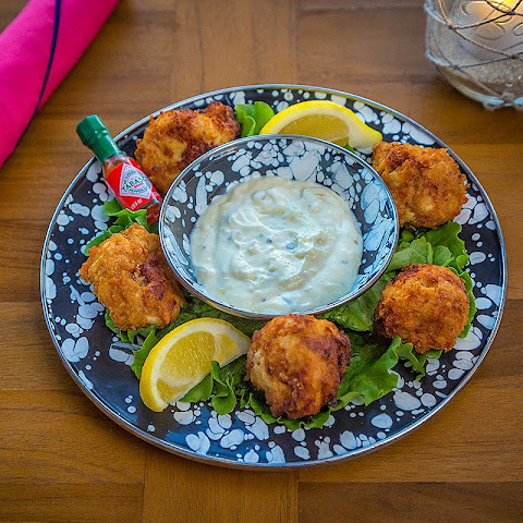 Key West Grouper Fritters