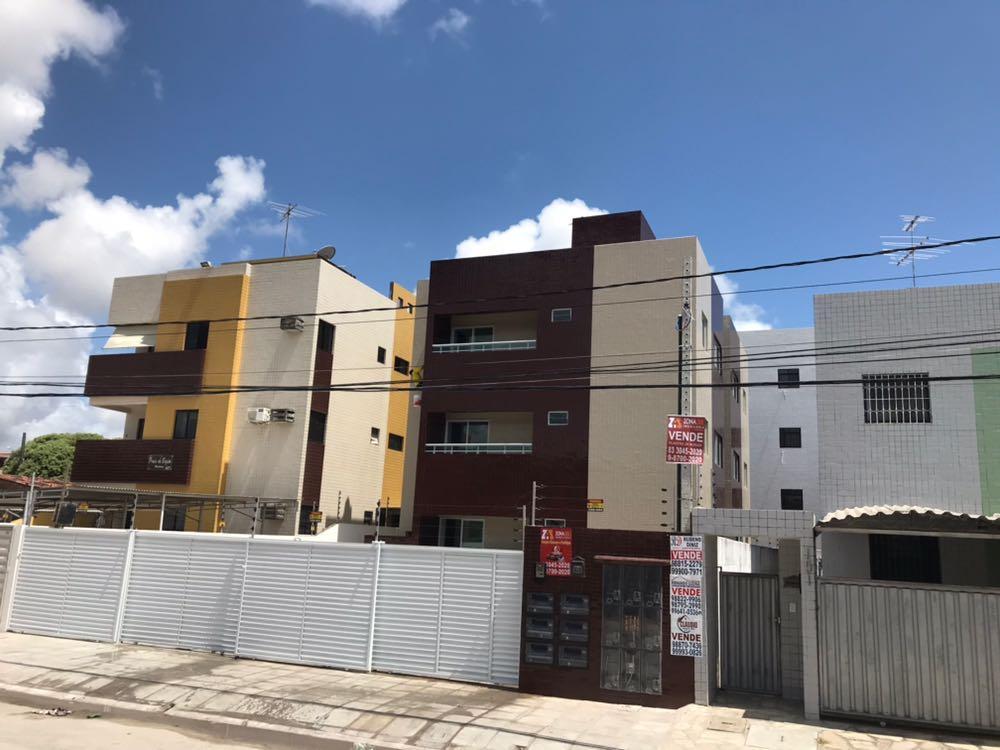 Apartamento residencial à venda, Ernesto Geisel, João Pessoa