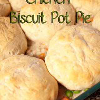 Ground Chicken Pot Pie Recipes
