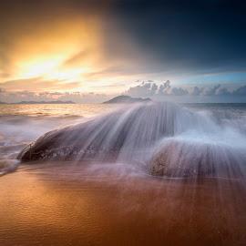 by Febrianus M.M.  Paskalis - Landscapes Waterscapes
