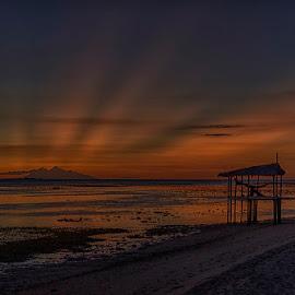 Blue hour @ Kanawa by Syarif Rohimi - Landscapes Sunsets & Sunrises