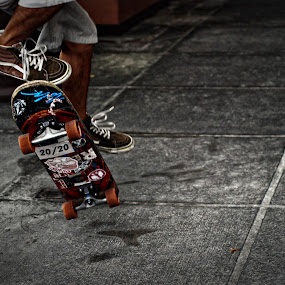 by Leo Dimaano - Sports & Fitness Skateboarding
