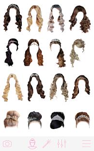 Girls Hair Changer 2017 for pc