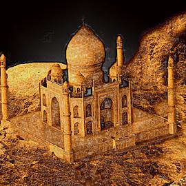 by Ghazala .S. Mujtaba - Digital Art Things