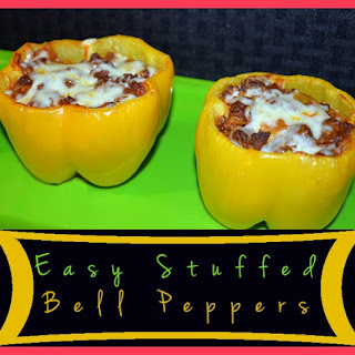 Easy Stuffed Bell Peppers Recipe - #McSkilletSauce