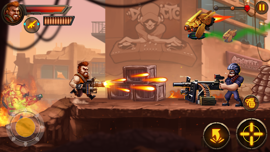 Game Metal Squad apk for kindle fire