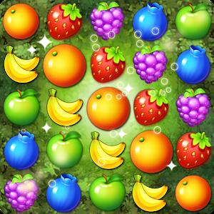 Fruits Forest : Rainbow Apple For PC (Windows & MAC)