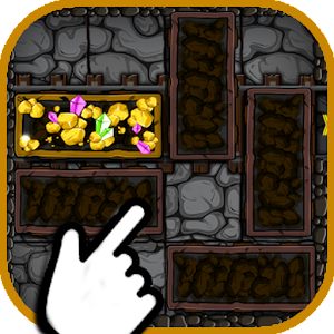 Miner Chest Block: Rescue the treasure For PC (Windows & MAC)
