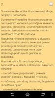 Screenshot of Ustav Republike Hrvatske