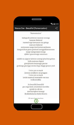 Wanna One (워너원) - Beautiful