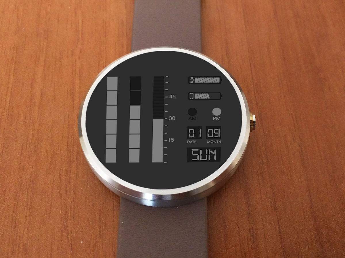 Time Gauge Watch Faces Screenshot 6