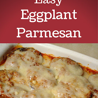 Side Dish Eggplant Parmesan Recipes