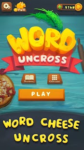 Word Cheese - Word Uncross for pc