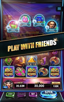 Play Vegas - Casino Slot Game APK screenshot thumbnail 16