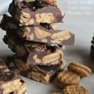 Nutter Butter Peanut Butter Chocolate Bark