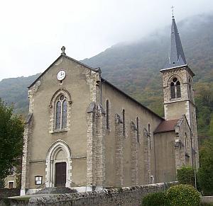 photo de Eglise St. Vincent de Mercuze (St. Vincent)