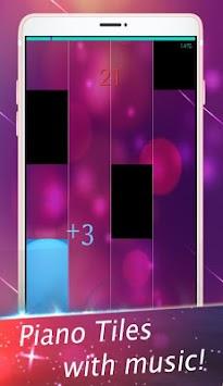Piano Tiles Pink 9 apk screenshot
