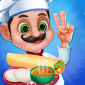 South Indian Cooking Chef - Idli Dosa Food Express APK for Bluestacks