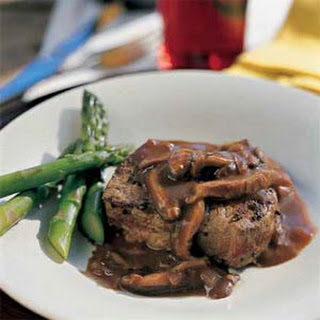 Beef Pepper Steak With Mushroom Sauce Recipes