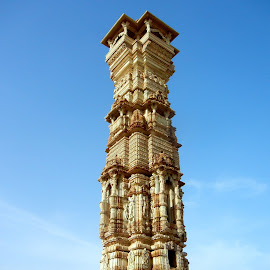 pillar of victory by Vikas Jorwal - Buildings & Architecture Statues & Monuments ( victory, rajasthan, india, pillar, historical )