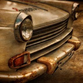 Havana by Cosmin Lita - Digital Art Things ( car, cuban, old car, havana, classic,  )