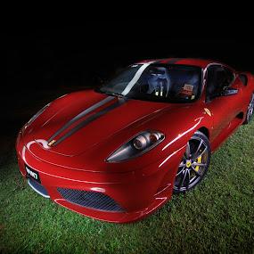 Ferrari F430 Scuderia by Farid  Awang - Transportation Automobiles ( ferrari; f430; scuderia )