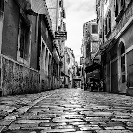 rovinj by Eseker RI - City,  Street & Park  Street Scenes (  )