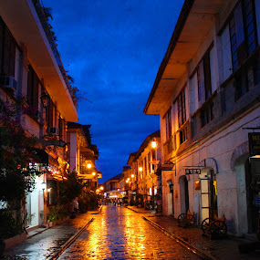 vigan by Diofel Dagandan - Buildings & Architecture Public & Historical
