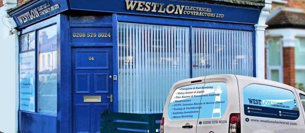 Electrical Contractor In West London | Electrical Repair Services | Westlon Electrical Contractors Ltd