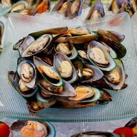 just mussels by Mary Yeo - Food & Drink Plated Food