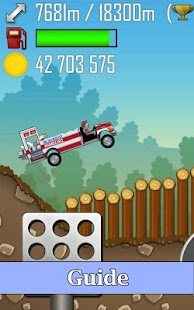 Guide for Hill Climb Racing - screenshot
