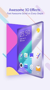 Download ZERO Launcher - Theme, Icon, 3D APK for Android Kitkat
