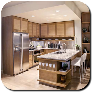 App kitchen design ideas apk for kindle fire download for Best kitchen design app