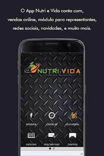 Nutri e Vida - screenshot