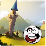 Soccer Red Ball Adventure Icon