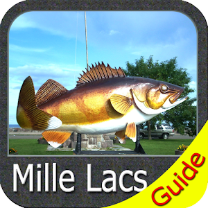 Mille Lacs Gps Map Navigator For PC / Windows 7/8/10 / Mac – Free Download