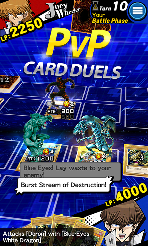 Yu-Gi-Oh! Duel Links Screenshot 4