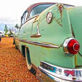 Memorial Car Show by ShayLynne Kidwell - Transportation Automobiles