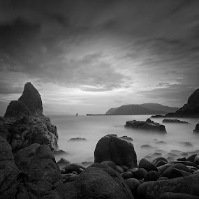 payangan beach by Roelz Marvin Hyde - Landscapes Beaches