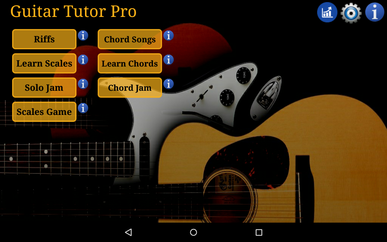 Guitar Tutor Pro - Learn Songs Screenshot 9