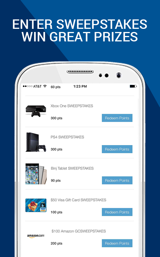 Panel App - Prizes & Rewards Screenshot 2