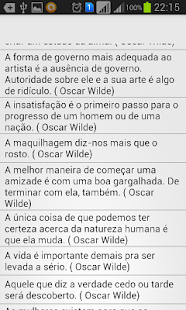 Frases Intelectuais SMS- screenshot thumbnail