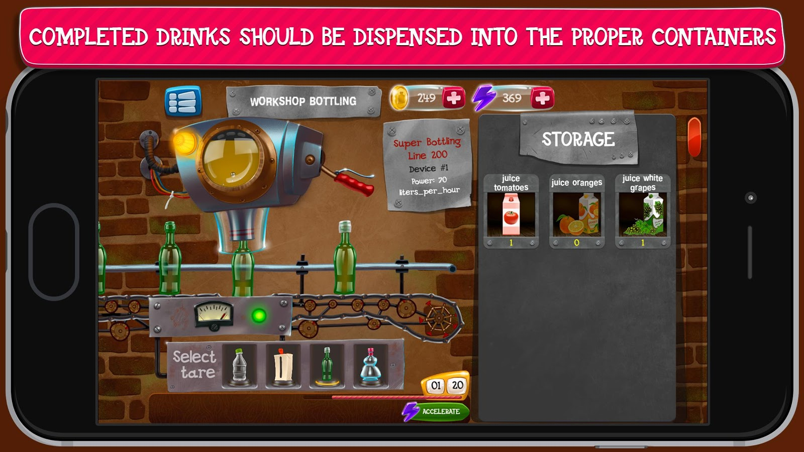 Alcohol Factory Simulator Screenshot 4