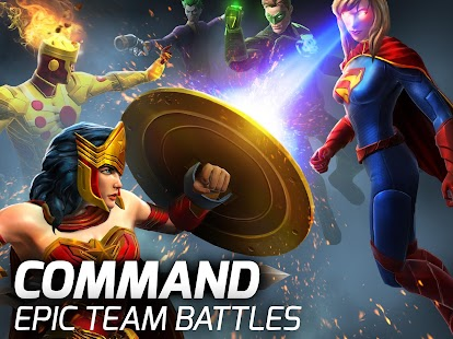DC Legends: Battle for Justice Screenshot
