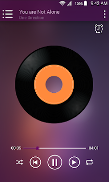 Mp3-mängija APK screenshot thumbnail 7