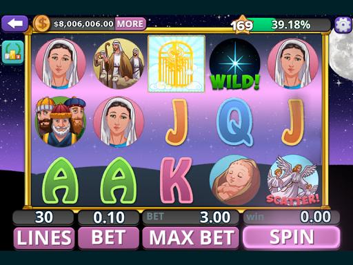 BIBLE SLOTS! Free Slot Machines with Bible themes! screenshot 5