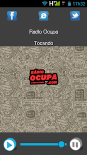 Rádio Ocupa - screenshot